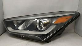 2017-2018 Hyundai Santa Fe Driver Left Oem Head Light Headlight Lamp 86896 - $770.96