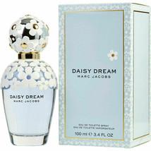 Marc Jacobs DAISY DREAM for Women 100ml / 3.4oz EDT Eau de Toilette - Ne... - $47.45