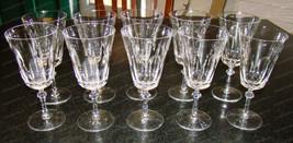 Iced Tea, Water Hanover by Lenox  7 1/2 in Stemware, Blown Glass, U.S.A.... - $99.00