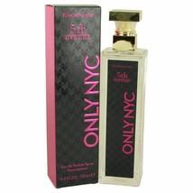 Perfume 5th Avenue Only NYC by Elizabeth Arden Eau De Parfum Spray 4.2 o... - $23.49