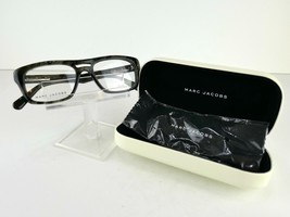Marc Jacobs MJ 633 (KTF) Trans Grey Stripe 51 x 18 145 Eyeglass Frames - $69.95