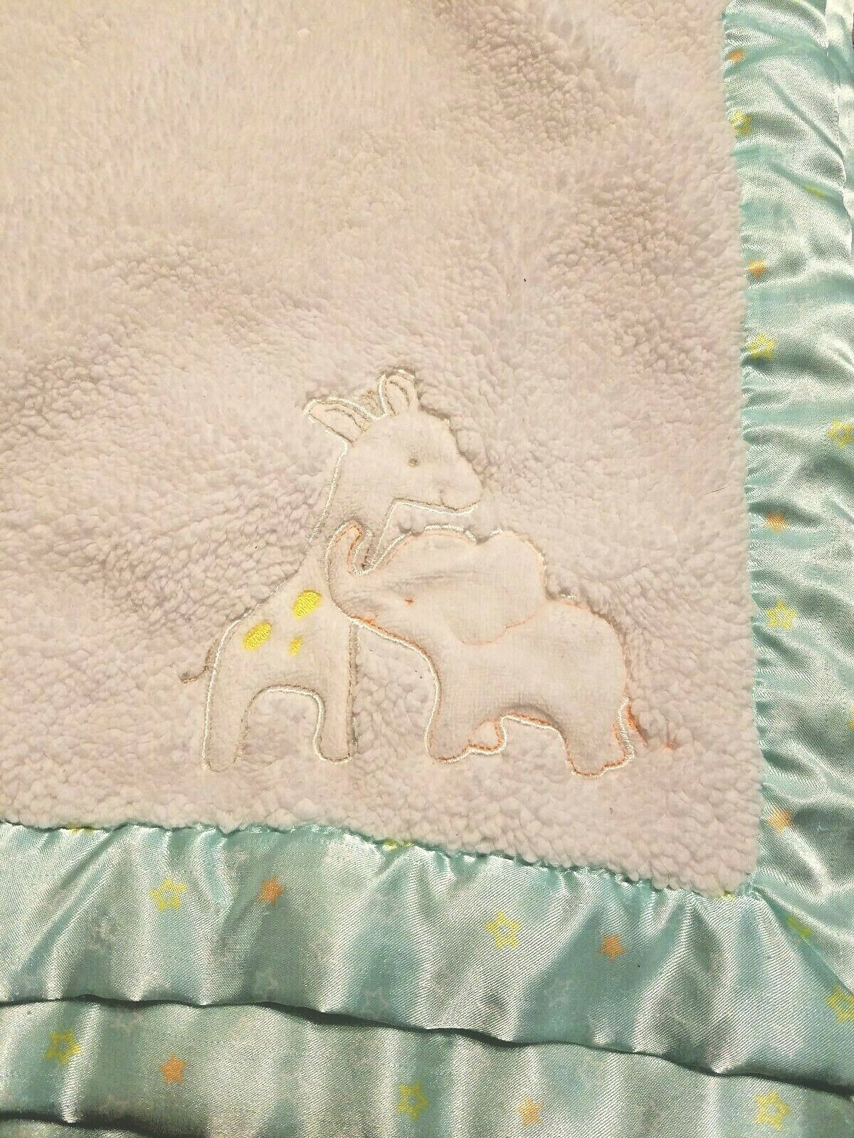 Carter/'s Child Of Mine Lamb Knit Quilt