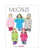 McCall's Patterns M4961 Children's/Girls' Unlined Coats and Hats, Size C... - $4.41