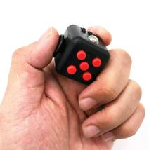 Magic Fidget Cube Anxiety Stress Relief - One Item w/Random Color and Design image 6