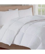 New Natural Home Woolmark 100% Pure Australian Wool Twin Comforter White - $130.67