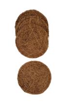 Coconut Coir Scrub Pads     Pack of 4 by Modern Alchemy - $8.00