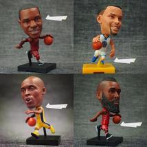 Soccerwe NBA Super Star Player Lovely Action Figure Basketball Model Toy... - $6.00