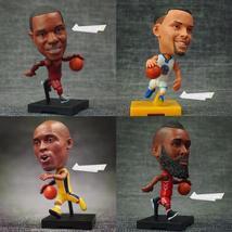 Soccerwe NBA Super Star Player Lovely Action Figure Basketball Model Toy... - $6.00