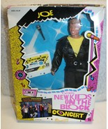 """New Kids on the Block 12"""" Doll/Joe  1990/Includes Exclusive Interview Ca... - $29.69"""