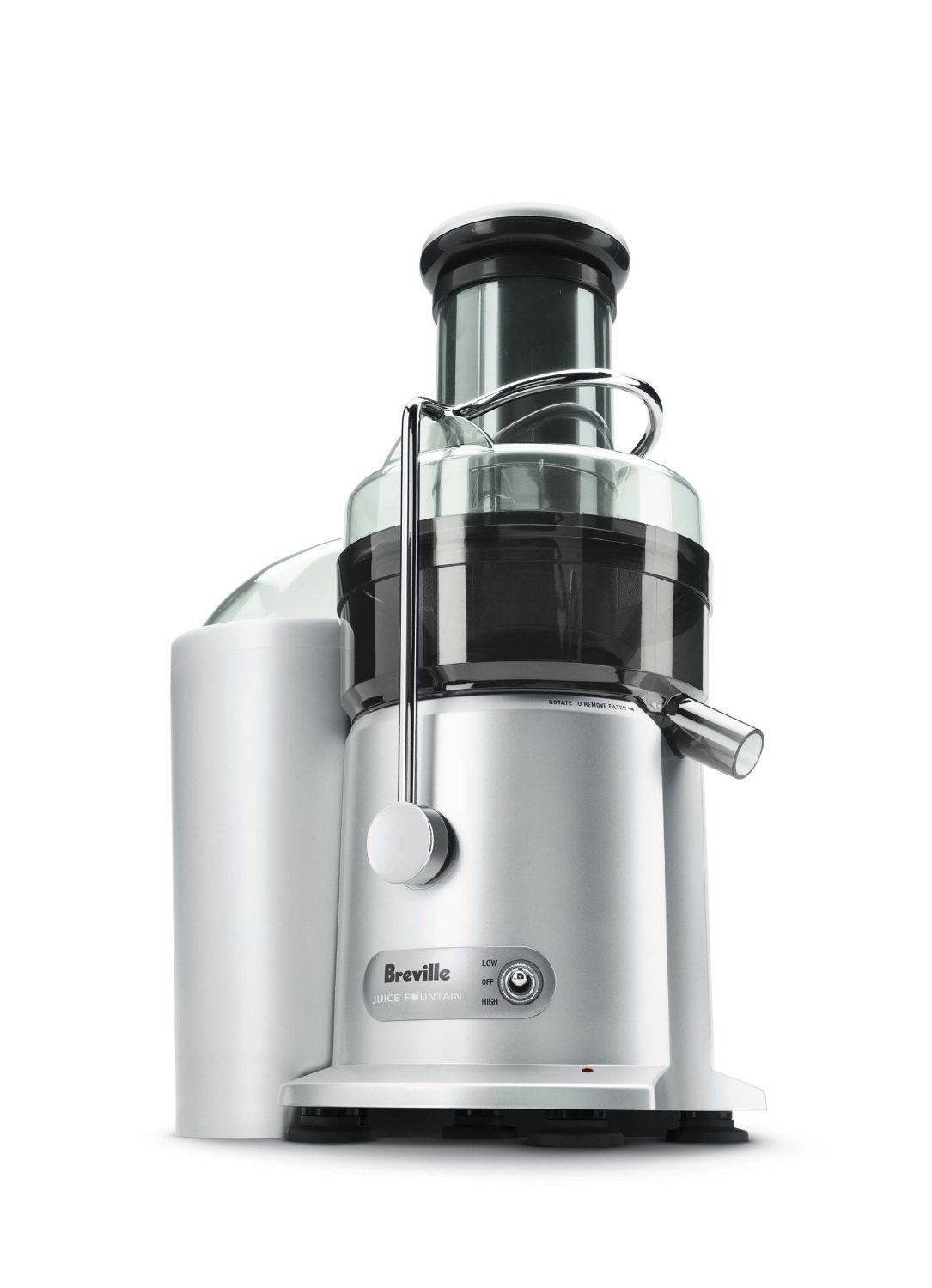 Juice Extractor Fruit Vegetable Healthy Juicer Fountain Wide Mouth Feed Machine