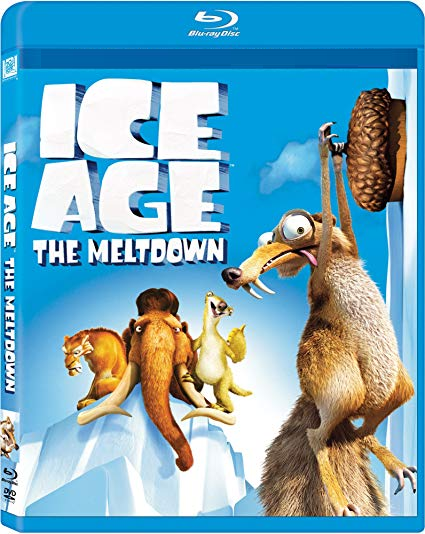 Ice Age: The Meltdown (Blu-ray + DVD)