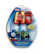 Thomas Train & Friends Walkie Talkie Outdoor Adventure Kit Binoculars Co... - $23.16