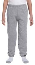 Jerzees Youth Fleece Drawcord Sweatpants - 4950B - Oxford  - $12.95 CAD
