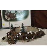 Dept 56 General Village Accessory 1999 CRAGGY CLIFF PLATFORM 52794 Retir... - $39.95