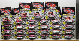 26 Pc 1992 Racing Champions Bobby Dotter #08 NASCAR Stock Cars Diecast Metal NOC - $27.78