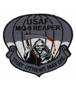 USAF MQ-9 Reaper That Other May Die Patch Sticker - $9.89