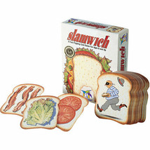 Slamwich A Fast Flipping Card Game for Ages 6 and Up NEW & Sealed Free Shipping - $10.93