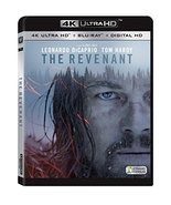 The Revenant [4K Ultra HD/Blu-ray, 2016] - $12.71