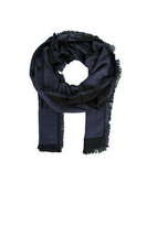 Diesel Unisex Salfindian 00STCF Fine Knitting Scarf Blue - $92.07