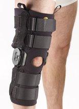 Corflex CoolTex 16 inch Contender Knee Brace-M - Black - $139.99