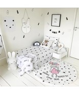 Kids Blanket Girls Cotton Play Mat Dream Come True Floor Carpet Soft Bab... - $34.58