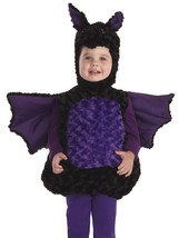 Bat Costume Belly Babies Plush Cute Child Toddler Infant - 18-24 Months - $15.83