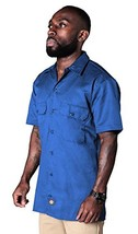 Dickies Men's Short-Sleeve Work Shirt - Choose SZ/Color - €23,25 EUR+