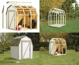 Yard Garage Storage Shed House Wooden and 50 similar items