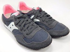 Saucony Original Bullet Women's Running Shoes Size 7 M (B) EU 38 Gray S1943-149