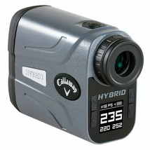 Callaway Hybrid Laser/GPS Range Finder best of both  - $231.66