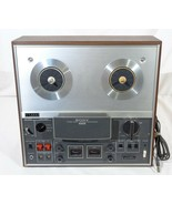 Vintage Sony Tapecorder TC-366 Reel To Reel Tape Recorder Untested Parts... - $148.49