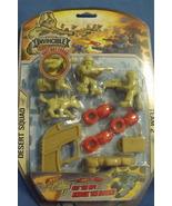 Toys Invincible Army Men NIB Desert Squad Team ... - $7.95