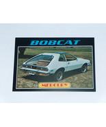 1976 Topps Autos of 1977 #49 Mercury Bobcat Card VGEX Condition - $14.83