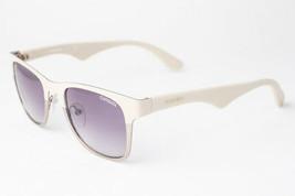 Carrera 6010 Cream / Brown Sunglasses 6010/S OUK - $77.91