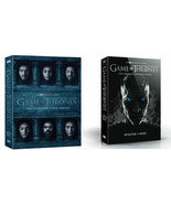 Game of Thrones The Complete Seasons 6-7 DVD Brand New Sealed 2017 Bundl... - $39.50