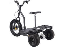 MotoTec Electric Trike 48v 1200w MT-TRK-1200 Scooter 3 Wheel Personal Transport image 5