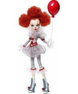 IT Pennywise Monster High Collector Doll Premium Clown Costume MattelIN ... - $139.99