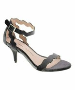 Chinese Laundry, Smoke Rubie Rich Velvet Sandal, Sz 6.5 - $20.79