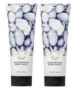 2 Bath & Body Works Aromatherapy HOT SPRINGS SPA Moisturizing Body Wash ... - $22.72