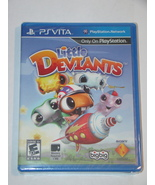 Playstation VITA - Little DEVIANTS (Complete) - $25.00