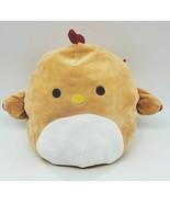 "14"" Squishmallow CELINE Chicken Hen Brown Kellytoy Plush Stuffed Pillow ... - $196.00"