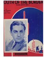 Sheet Music - South Of the Border (Down Mexico Way) ~ 1939 ~ Kennedy ~ Carr - $14.80