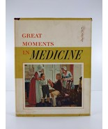 Great Moments En Medicine Histoire En Photos Parke Davis 1966 Couverture... - $14.86