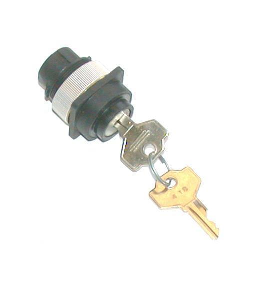 Primary image for NEW GENERIC   418   2-POSITION KEY SWITCH OPERATOR  W/2 KEYS