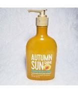 Bath & Body Works AUTUMN SUNSHINE Nourishing Hand Soap 8oz New Free Ship... - $12.83