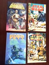Comics star wars -4  - $20.00