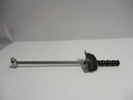 Vintage 1/2'' Torque Wrench 140 foot pounds working - $19.79