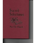 Sacred Selections shape note hymnal new Ellis J. Crum - $9.90