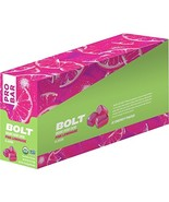 PROBAR - BOLT Organic Energy Chews, Pink Lemonade, 12 Count - USDA Organ... - $28.14