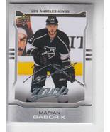 14/15 UD MVP Los Angeles Kings Marian Gaborik Silver Script Card #216 - $1.49